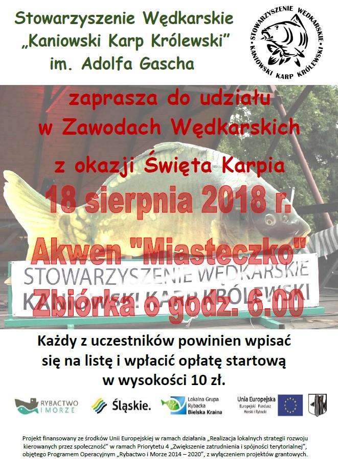 Plakat Z W